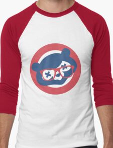 Drunken Cubbie Men's Baseball ¾ T-Shirt