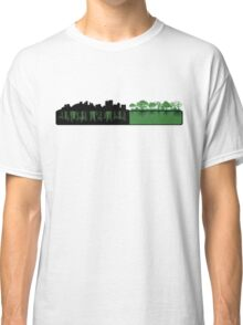 Downloading City Classic T-Shirt