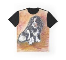 King Charles Cavalier Spaniel Graphic T-Shirt
