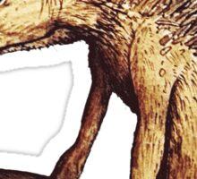 Fantasy Hedgehog from Faeries Sticker