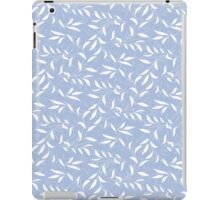 Blue and White Willow  iPad Case/Skin