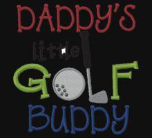 Daddy's Golf Buddy One Piece - Long Sleeve