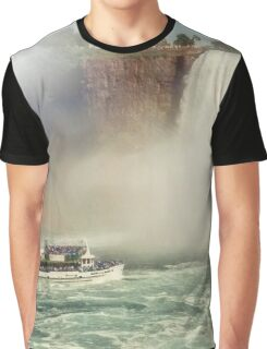 The maid and the mist Graphic T-Shirt