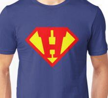 H Super Unisex T-Shirt