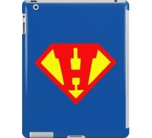 H Super iPad Case/Skin