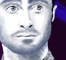 Daniel Radcliffe Sticker