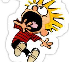 Calvin & Hobbes Sticker
