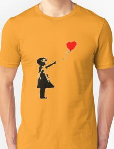 Banksy 1 Unisex T-Shirt