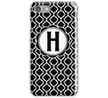 H Bootle iPhone Case/Skin