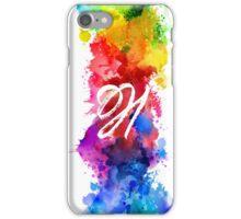 H Artistic iPhone Case/Skin