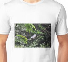 Blue Jay on a Branch Unisex T-Shirt