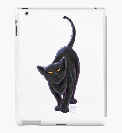 Animal Parade Black Cat iPad Case/Skin