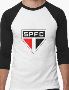 São Paulo Futebol Clube Men's Baseball ¾ T-Shirt