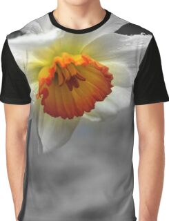 Daffodil Umbrella Graphic T-Shirt