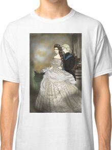 Empress Elisabeth of Austria and Death Classic T-Shirt