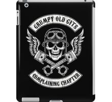 Grumpy Old Gits Chapter iPad Case/Skin