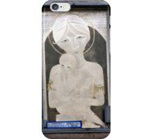 Madonna Window iPhone Case/Skin