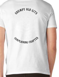 Grumpy Old Gits Chapter Mens V-Neck T-Shirt