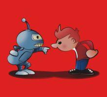 Bender & Fry Kids Tee