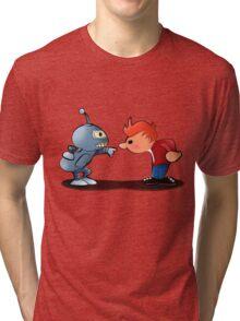 Bender & Fry Tri-blend T-Shirt