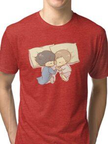 Sleeping Together Tri-blend T-Shirt