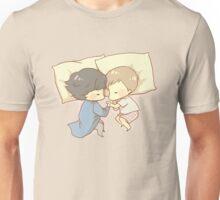 Sleeping Together Unisex T-Shirt