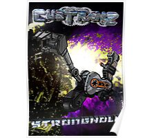 Custranz Stronghold art Poster