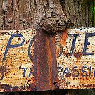 Keep Out! by Grinch/R. Pross