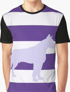 Boxer Dog Graphic T-Shirt
