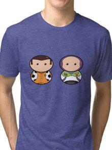 Woody & Buzz Tri-blend T-Shirt