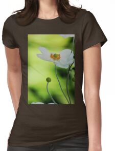 Beautiful Bloom Womens Fitted T-Shirt