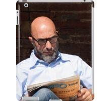 Catching Up iPad Case/Skin