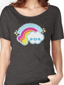 I Crap Rainbows Women's Relaxed Fit T-Shirt