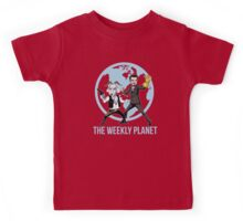 The Weekly Planet Kids Tee