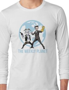 The Weekly Planet Long Sleeve T-Shirt