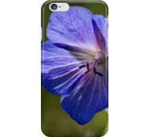 Wild Geranium Flower iPhone Case/Skin