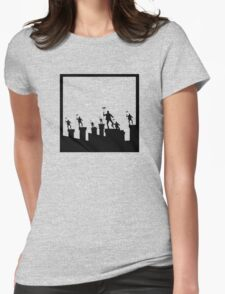 Step in Time Womens Fitted T-Shirt