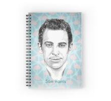 Sam Harris Spiral Notebook