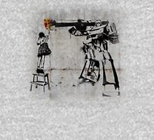 Megatron - Peace Through Botany (Wall) Unisex T-Shirt