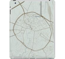 Leuven Map (Winter) iPad Case/Skin