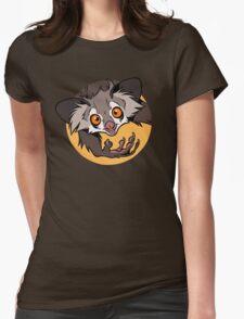 Aye-Aye Womens Fitted T-Shirt