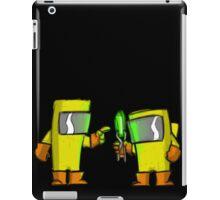 Hazardous Materials iPad Case/Skin