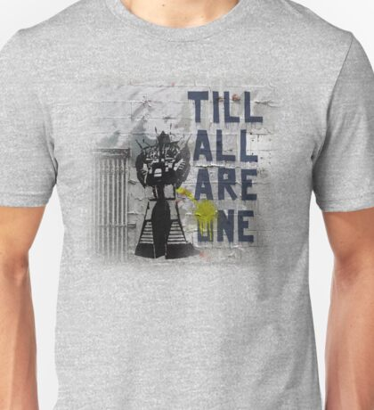 Rumble - Til All Are One Unisex T-Shirt
