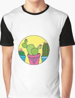 Cacti! Graphic T-Shirt