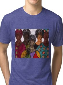 Five Alive Tri-blend T-Shirt