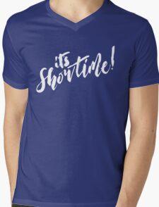 It's Showtime! Mens V-Neck T-Shirt