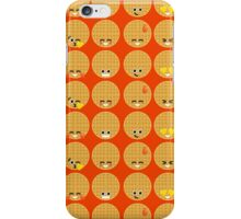 Emoji Building - Waffles iPhone Case/Skin