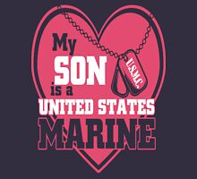 My Son is a United States Marine Womens T-Shirt