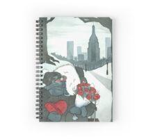 Chilly Love Spiral Notebook