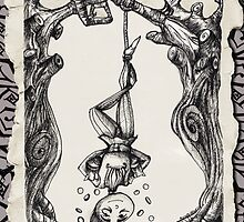 The Hanged Man  by TheWhiteMuse